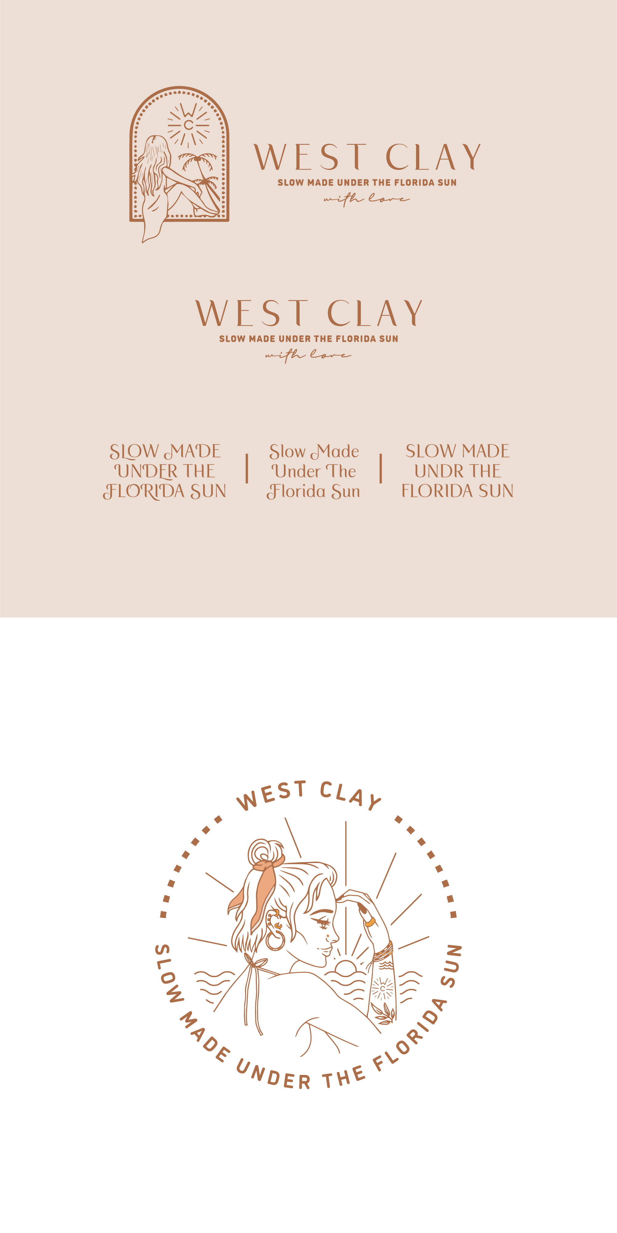 Branding Package for West Clay