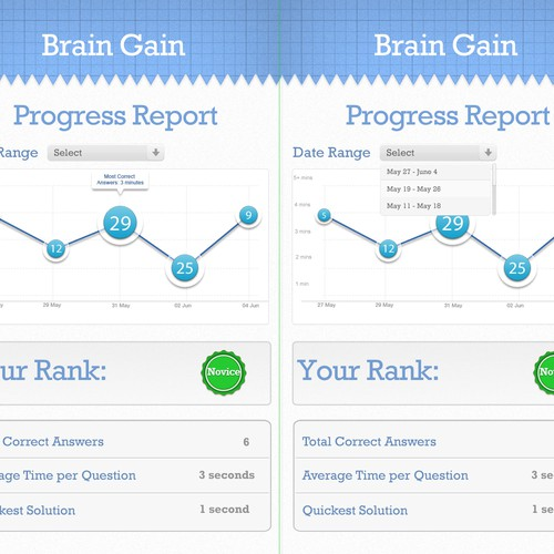 Brain Gain Mobile App