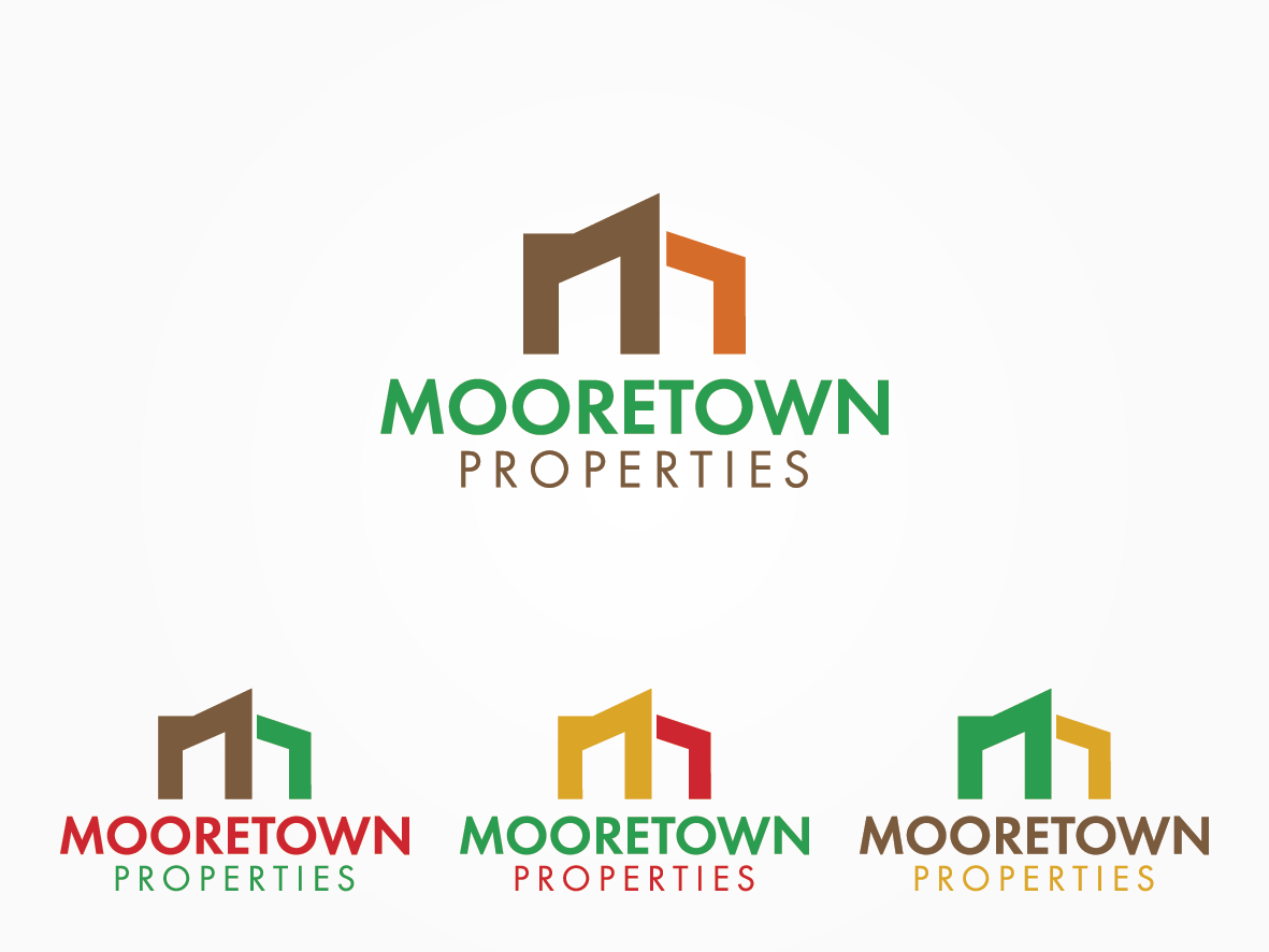 Help Mooretown Properties, LLC with a new logo