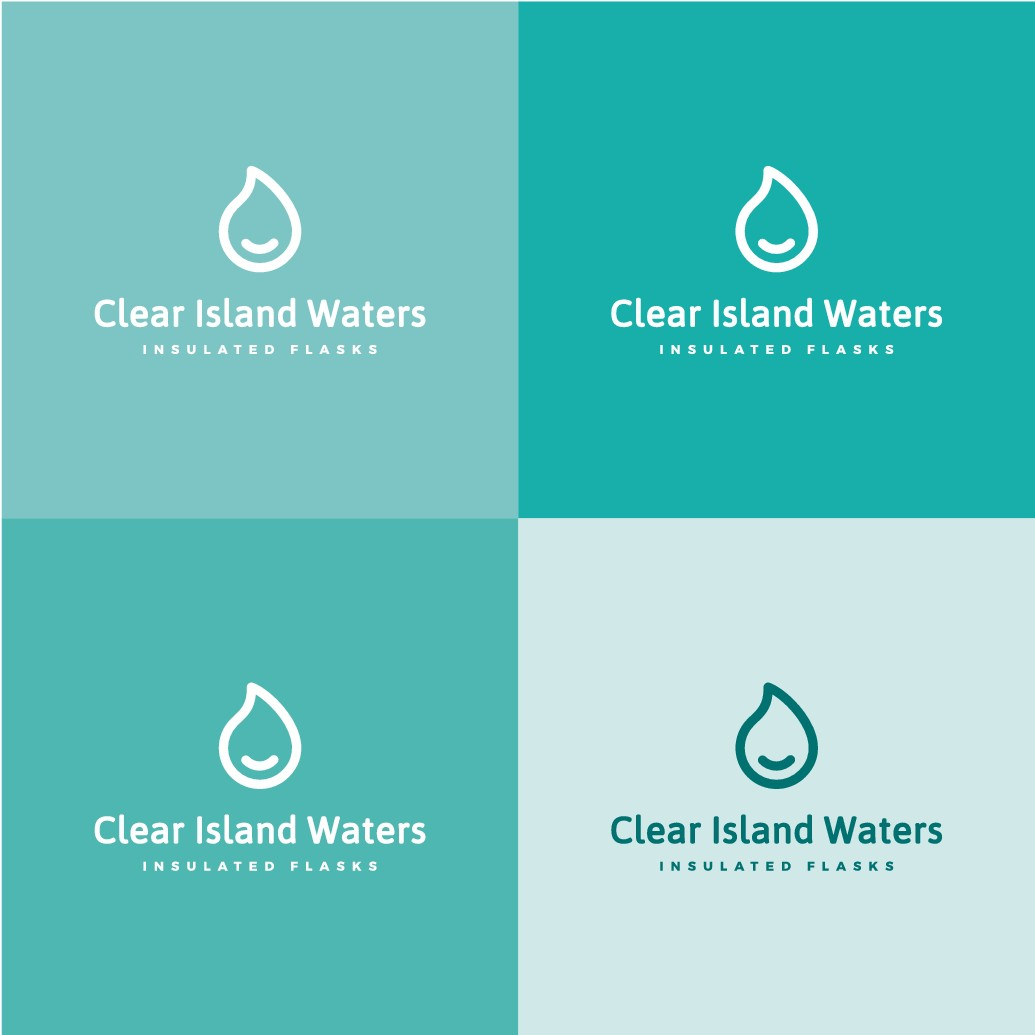 Thirsty for success? Clear Island Waters - insulated flasks