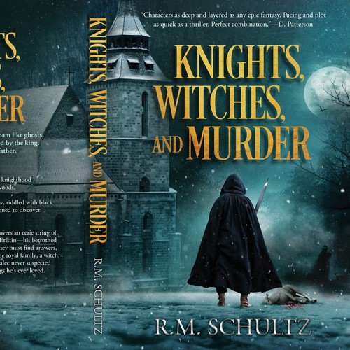Knights, Witches, and Murder.