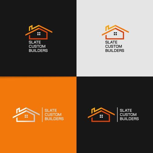 Logo for Slate Custom Builder
