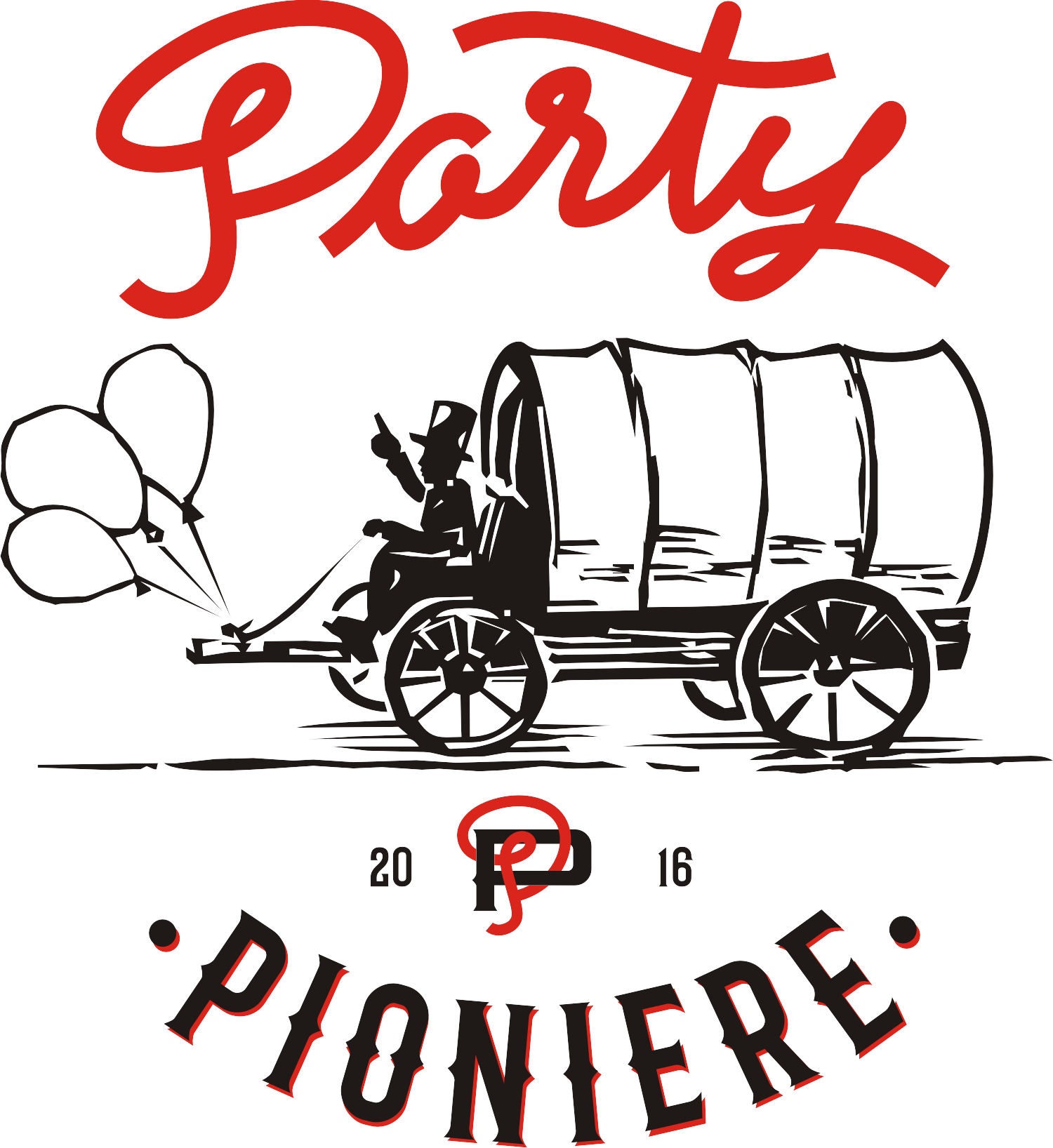 """""""Party Pioniere"""" looking for trendsetting logo!"""