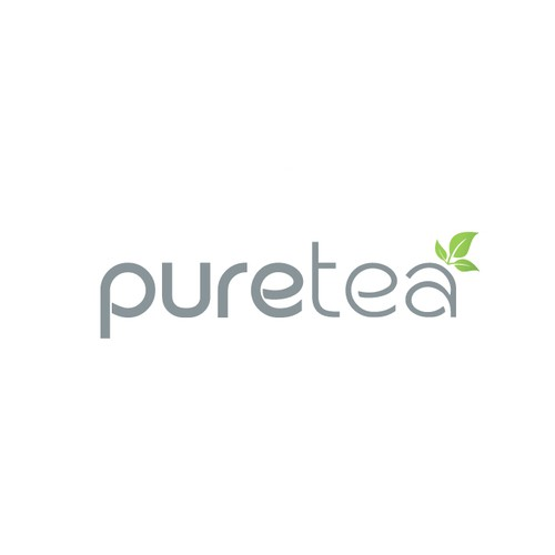 Simple logo for an ancient tea