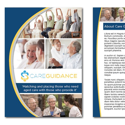 A5 Booklet for Care Guidance