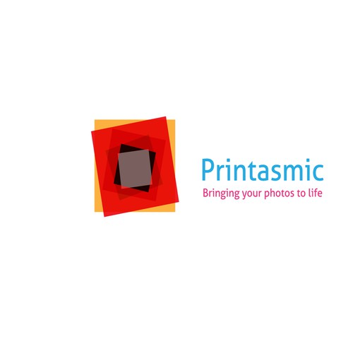 Printasmic needs a new logo