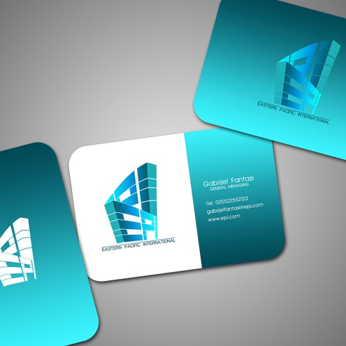 International architecture firm needs logo and business cards