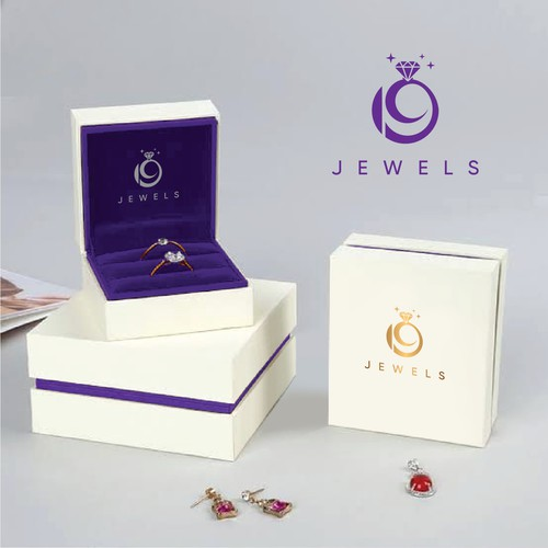 19 JEWELS LOGO CONTEST ENTRY