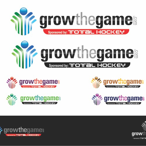 New Logo for GrowTheGame.com