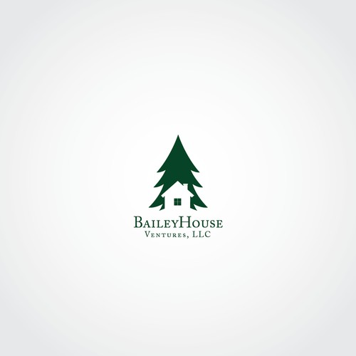 Create a simple, classic, preppy, eye catchy logo for my LLC