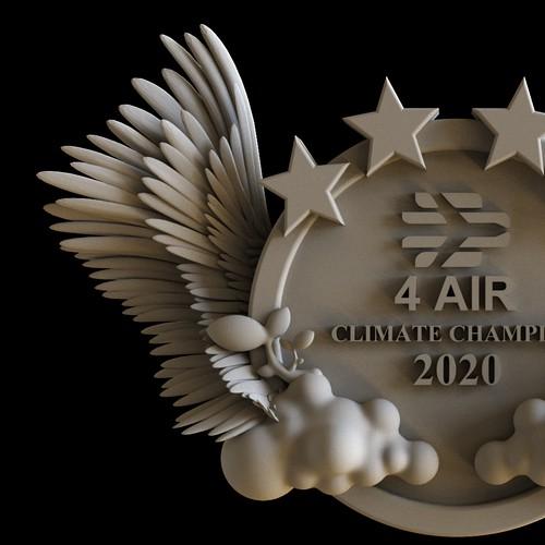 medal design , emblem design
