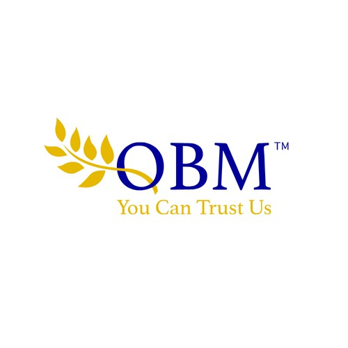 Logo concept of OBM