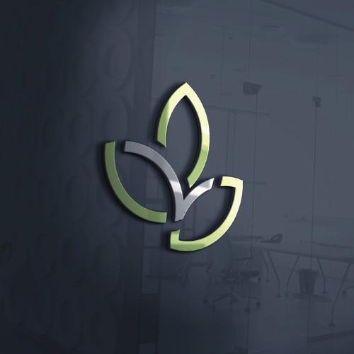 Consumer goods logo design