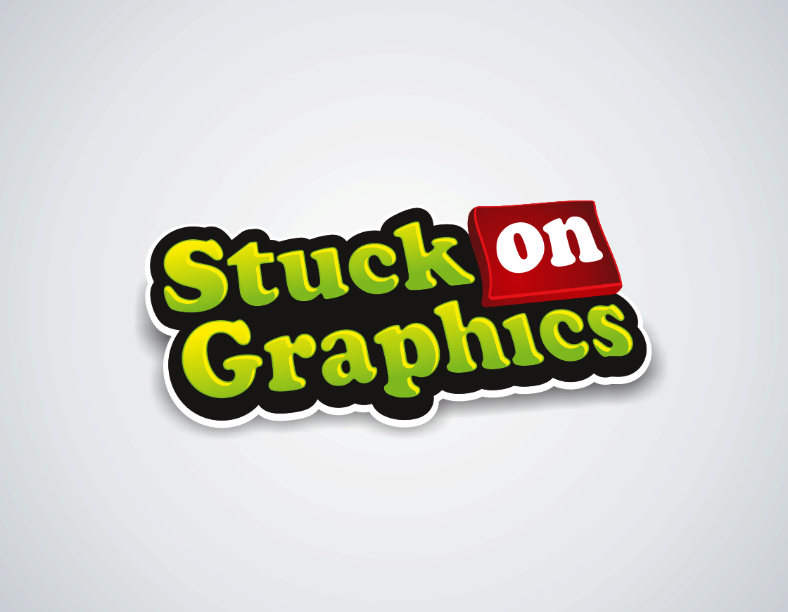 Create a new logo for Stuck on Graphics