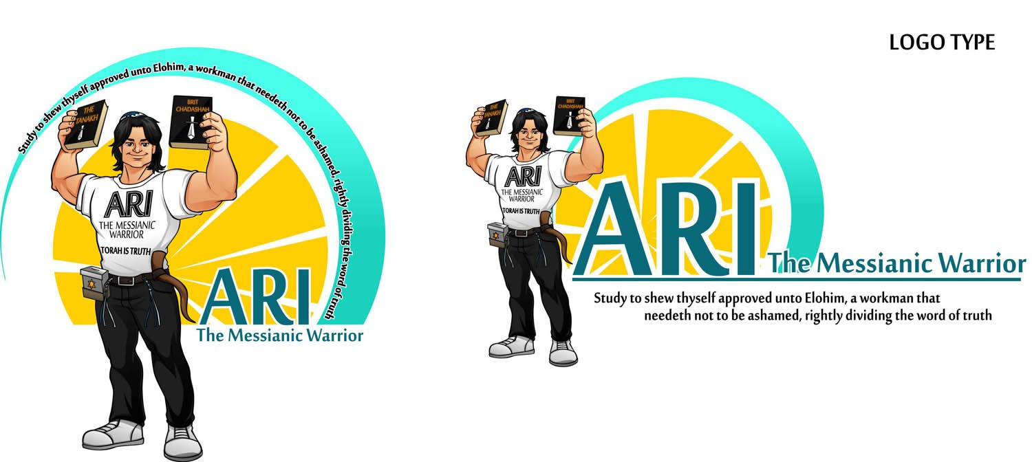 New logo wanted for Ari the Messianic Warrior