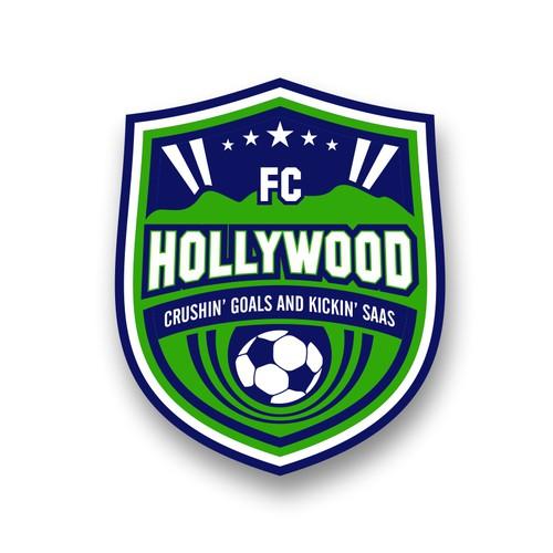 Logo design for a soccer team