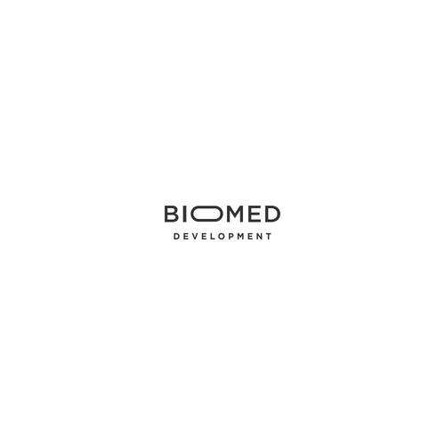Logo Concept for BIOMED DEVELOPMENT