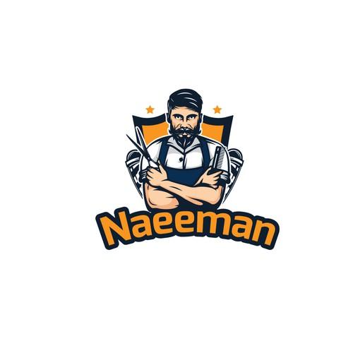 "Logo design for  ""Naeeman"""