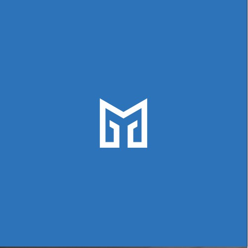 Monogram logo for real estate business: McGraw Group