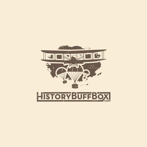 HistoryBuffBox.com  logo