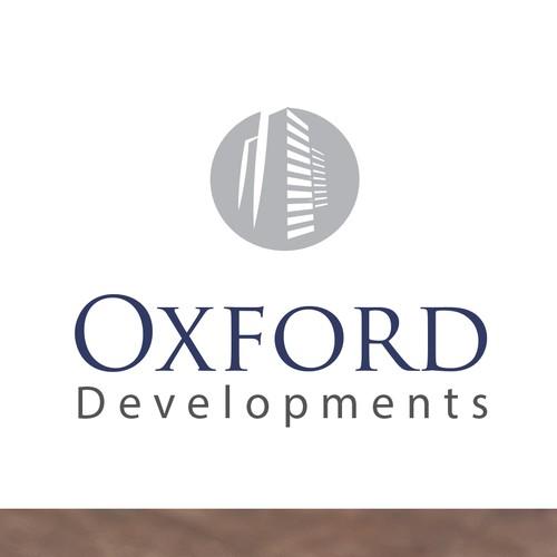 Brand identity concept for development firm