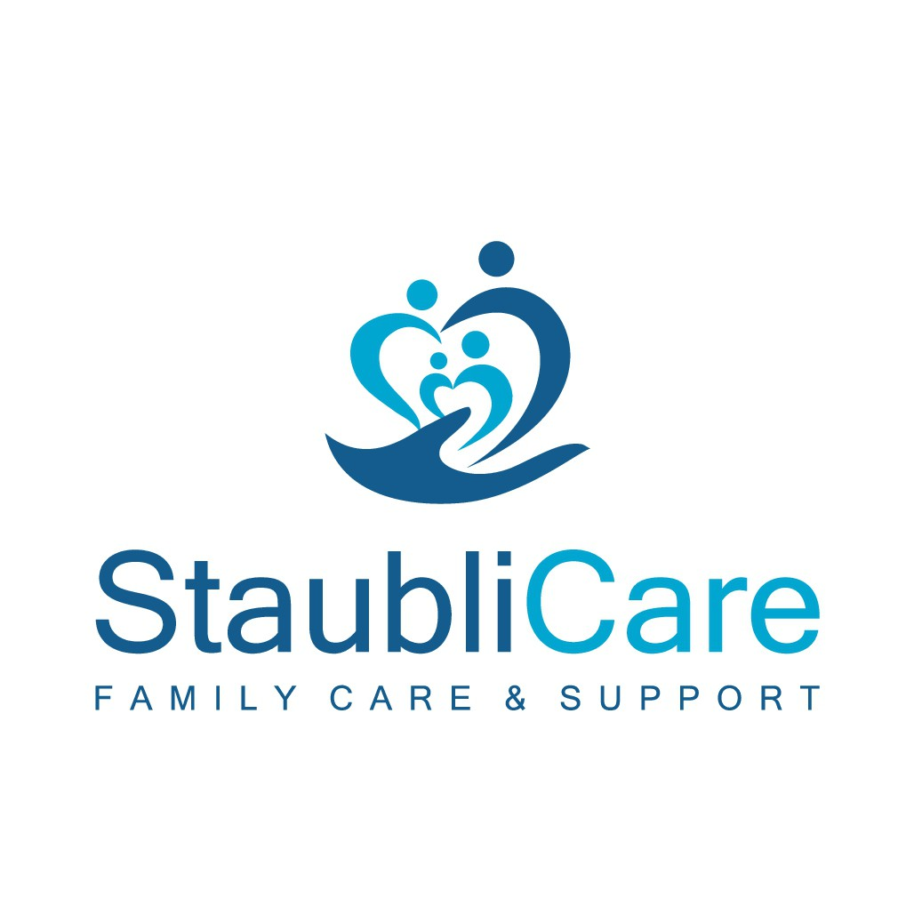 Company logo for a start-up that offers care services