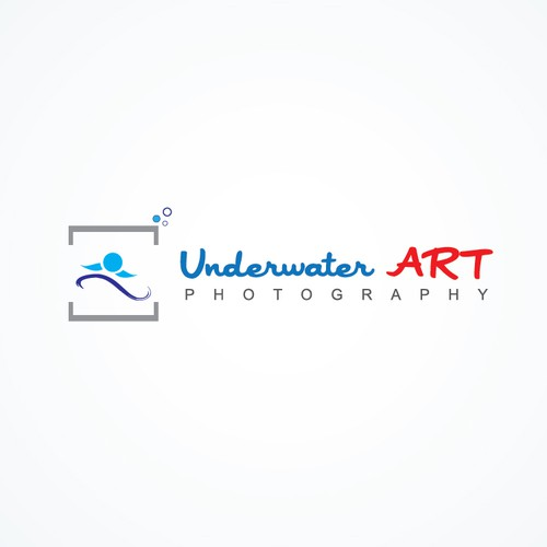 Create the next logo for Underwater Art