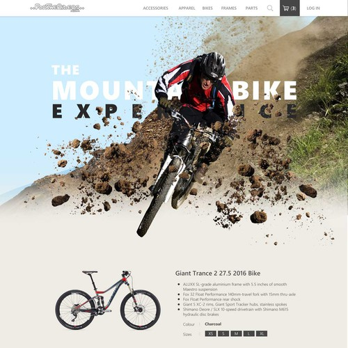 For The Riders - Mountain Bike Shop