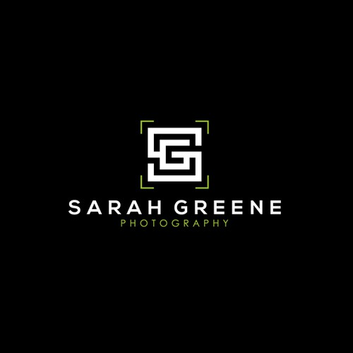 New logo and business card wanted for Sarah Greene Photography