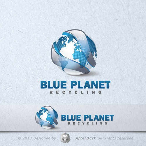 New logo wanted for Blue Planet Recycling