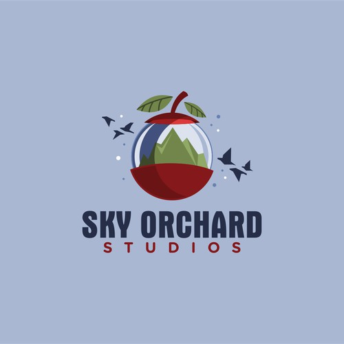 Sky Orchard Studios needs a new logo