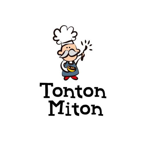 Logo for Tonton Miton
