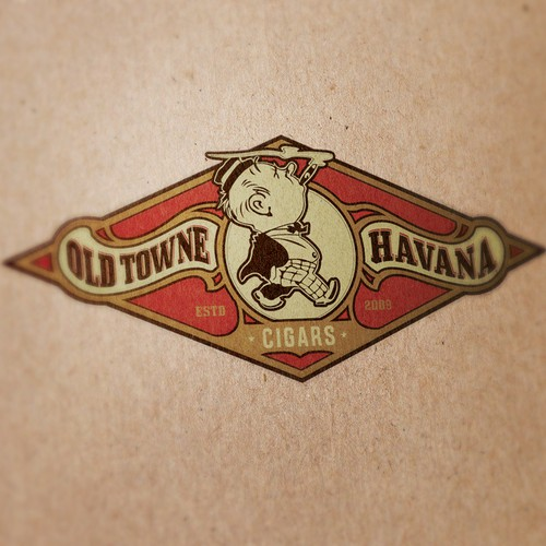 Design a Logo for a Vintage Havana, Cuba-Themed Retail Cigar Shop!
