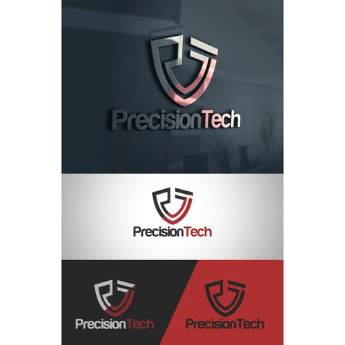 Logo for security system
