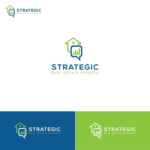 Let your creative Juices FLOW! Create an attractive logo for a flourishing real estate company