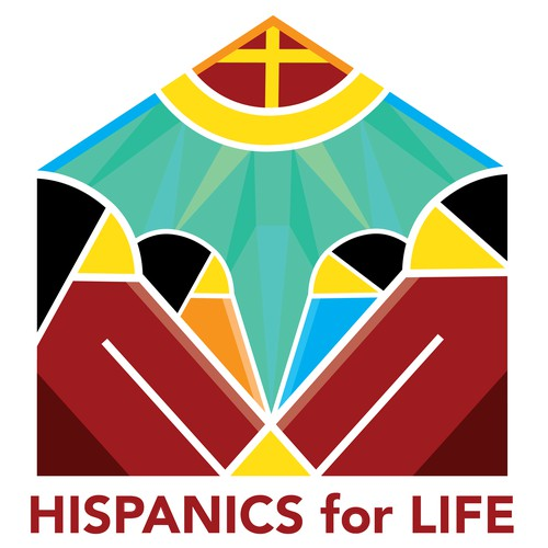 Hispanics for Life logo