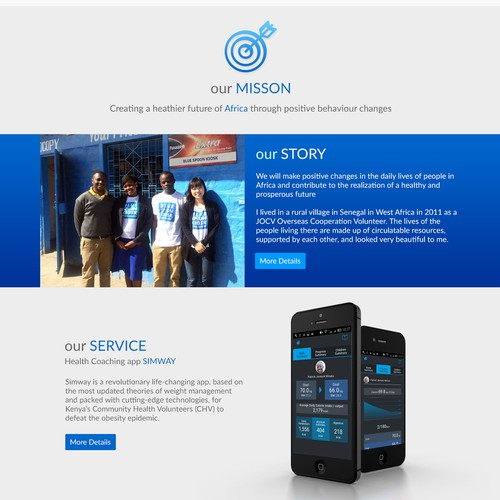 Clean Design for AfricaScan Inc