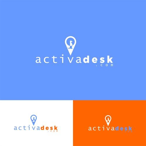 logo for activadesk