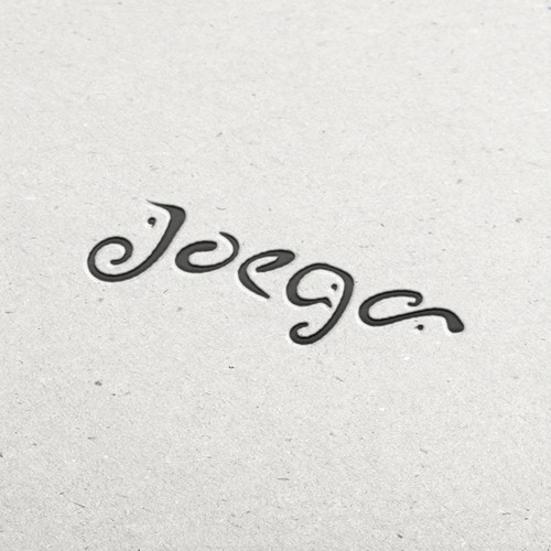 Logo concept for joega
