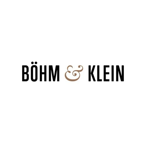 Bohm and Klein Logo