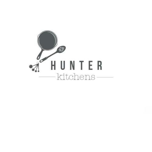 Logo for Hunter Kitchens