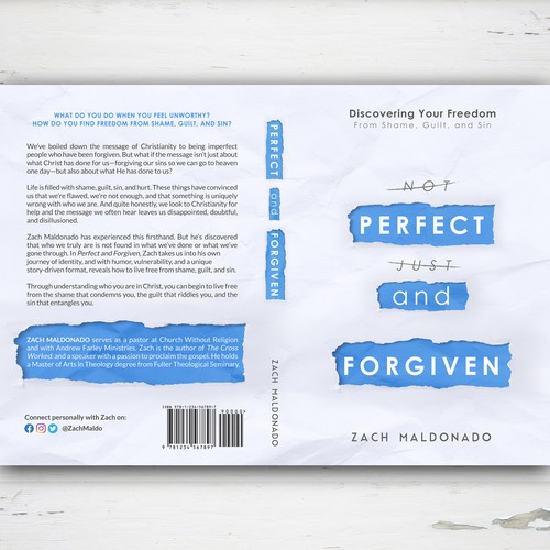 Perfect and Forgiven, by Zach Maldonado