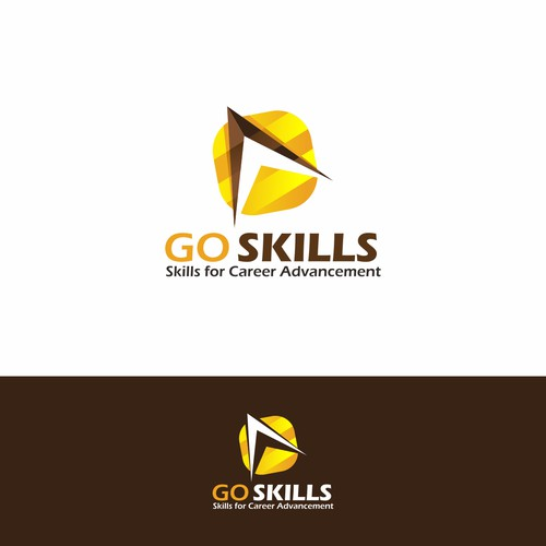New logo for GoSkills.com
