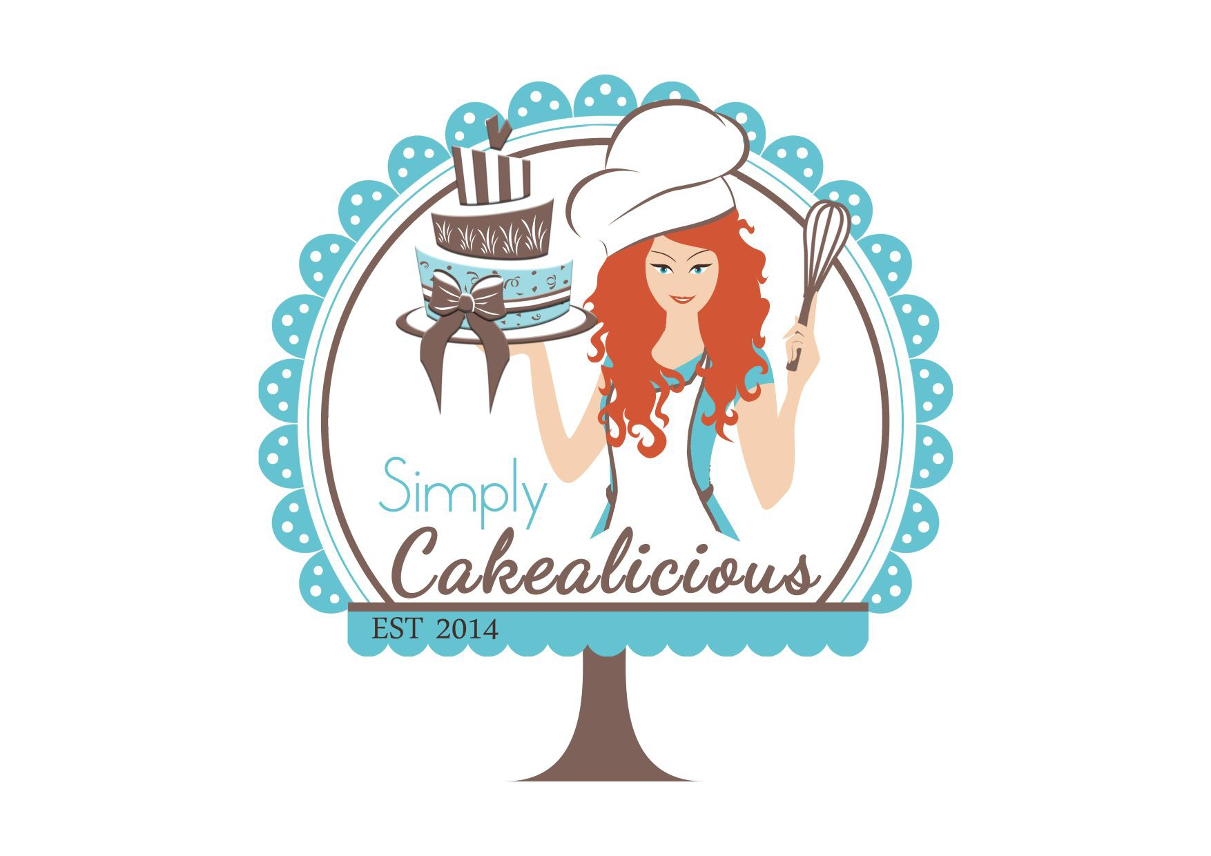 """Bake up a  """"Cakery"""" Logo That'll Make My Mouth Water"""