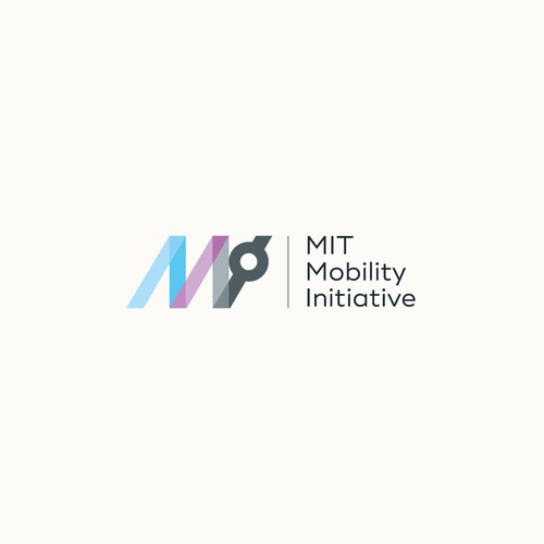 Simple logo for MIT research lab