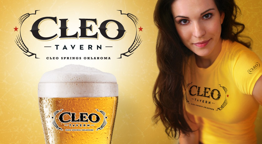 Help brand our bar! Create the Cleo Tavern's new logo