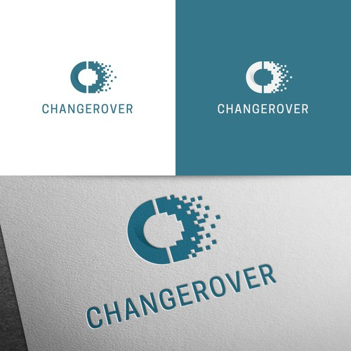 logo concept for 'Changerover'