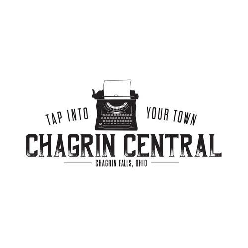 Chagrin Central logo concept