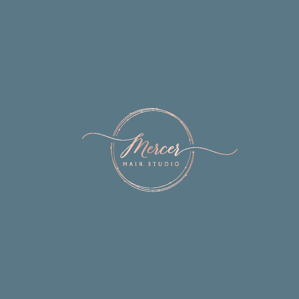 Creative logo design for small studio salon