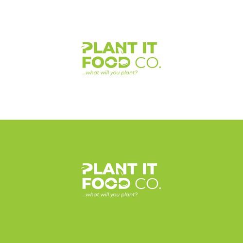 Plant It Food Co. Logo